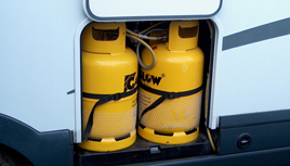 Gaslow Refillable Gas Systems